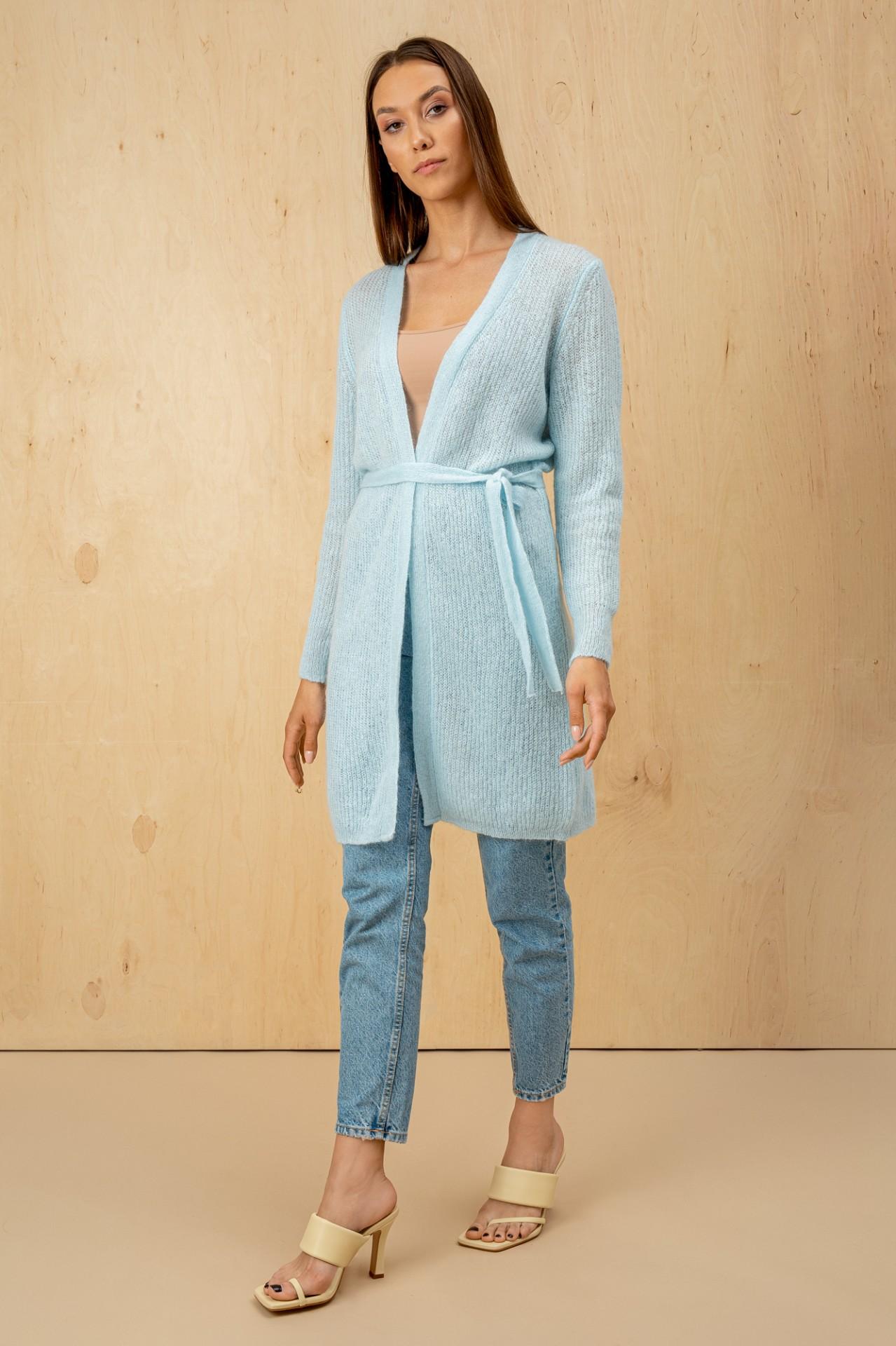 Blossom Jacket Light Blue