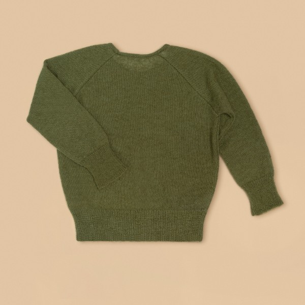 Kids Mohair Sweater