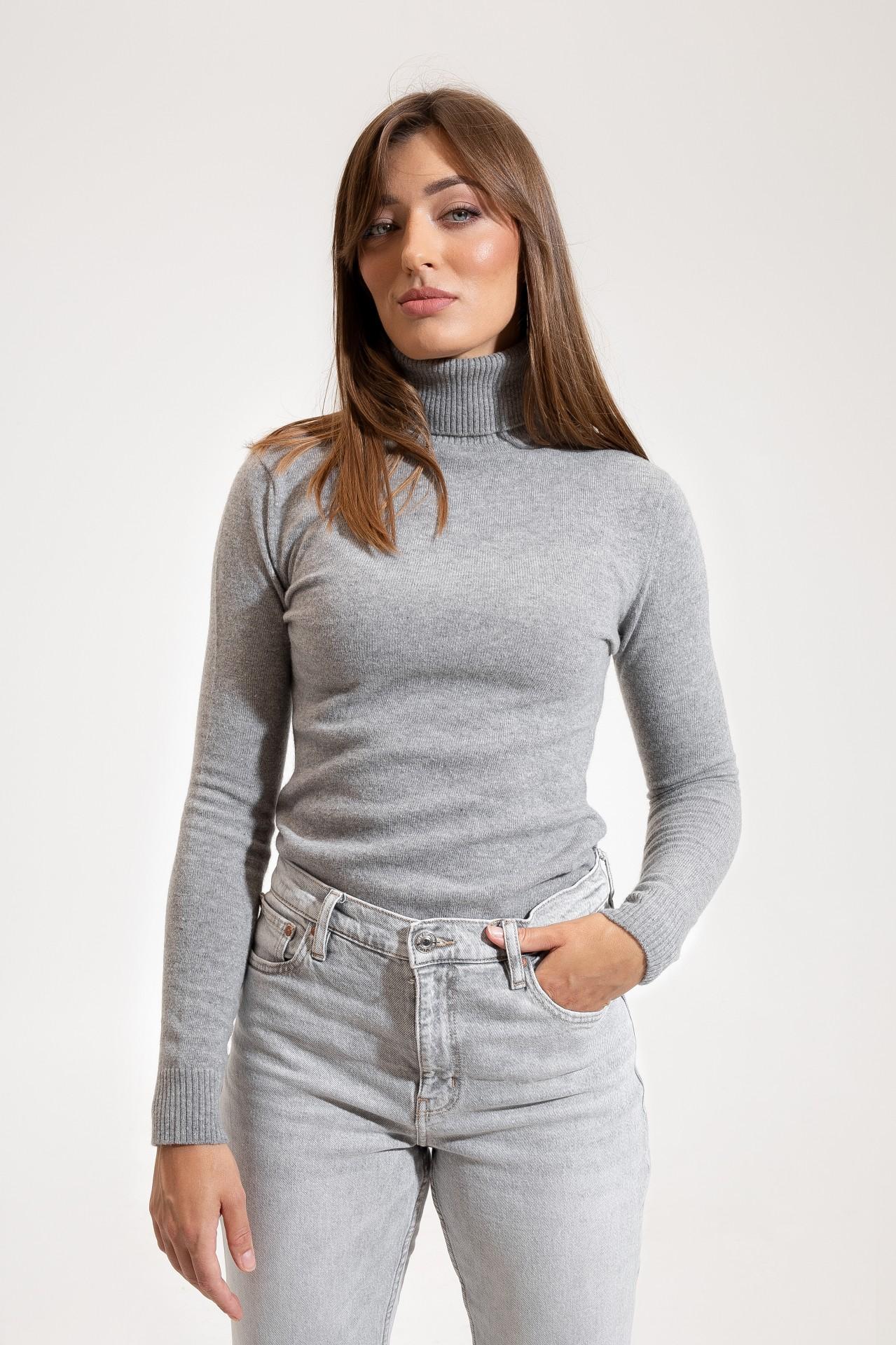 Turtleneck Light Grey