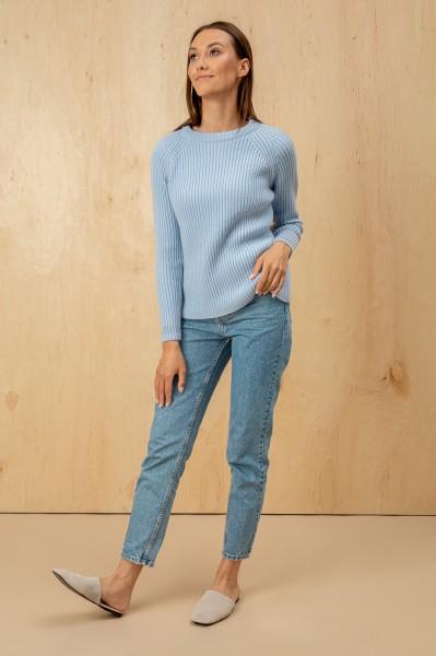 Virgin Wool Light Blue